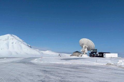 NORDLIGST: Ny-Ålesund er verdens nordligste bosetting.