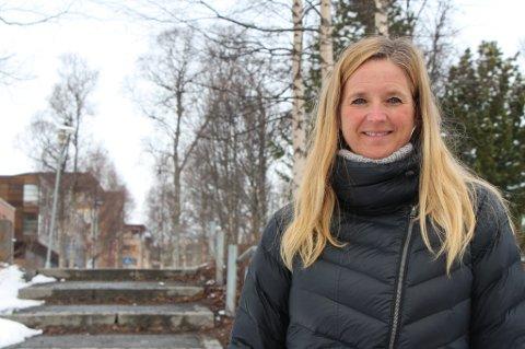 NY DIREKTØR: Lena Aarekol, som i dag ble ansatt som direktør for Tromsø museum, har lang erfaring fra forskning, forskningskommunikasjon, administrasjon og ledelse. Foto: Mathilde Torsøe