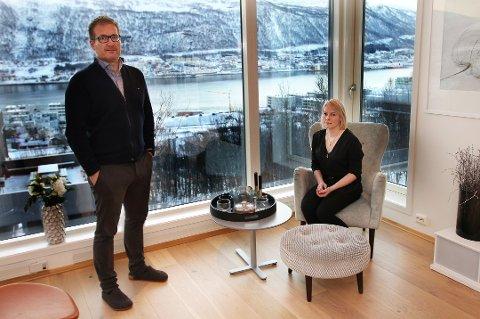 VANT SØKSMÅL: Torolf Andreassen og Agnethe Johansen Åsheim saksøkte Totalrenovering og Total Prosjekt etter at de hadde bygget hus i Henrik Ibsens vei. Nå skal deler av saken behandles på nytt etter at Totalrenovering anket over saksomkostninger.