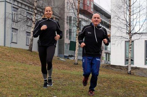 Kristine Nergaard og Kjetil Olsen ved Klinikk24 gir deg treningsprogrammet du trenger for å være i form til MSM på bare seks uker. – Det er ingen problem å gjennomføre minimaraton eller ti kilometer fra en som starter fra «scratch» med dette programmet, sier Kjetil Olsen.