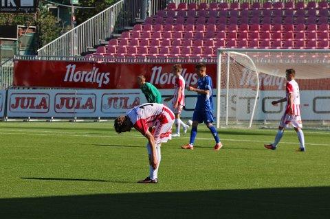 Det ble nok et nederlag for TIL 2 i møtet med FK Mjølner