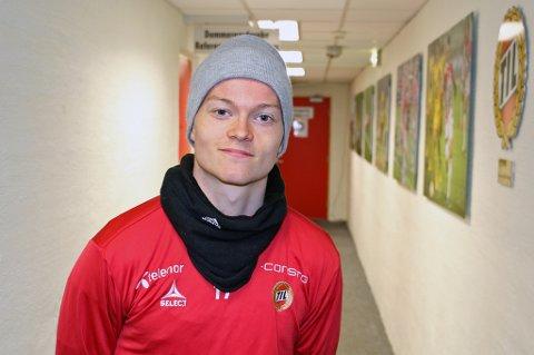 SELGES? Aron Sigurdarson er interessant for nederlandske Twente. Ifølge agenten er det flere klubber som følger kantspilleren.