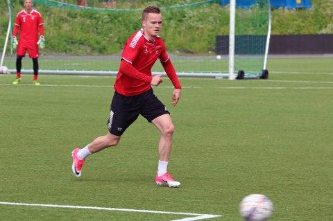 BLIR TROLIG: Aron Sigurdarson må trolig se langt etter en overgang til Twente. Den nederlandske storklubben har hentet en landslagsving fra Makedonia, etter at TIL avslo tilbudet de ga for islendingen.