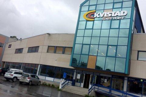 Eurospar hadde tidligere butikk i første etasje i Kvistad Senter på Finnsnes.