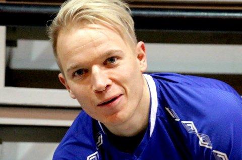 RETURNERER HJEM: Christer Johnsgård er ferdig i TUIL for denne gang.