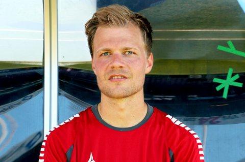 VENDER HJEM: Jo Nymo Matland kommer gratis til sin gamle klubb TUIL, og skal spille høstsesongen for dem i 1. divisjon.