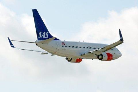USIKKERT: Det er totalt 24 SAS-avganger fra Tromsø i torsdag. Hvor mange som eventuelt rammes hvis de norske pilotene går ut i streik, er uavklart.