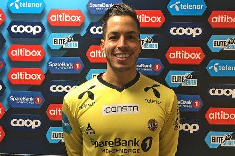 KLAR TIL TJENESTE: Javier Jiménez fikk sin TIL-debut for TIL 2 fredag. Dersom Simo Valakari ønsker å bruke spanjolen mot Sarpsborg 08 søndag er han klar.