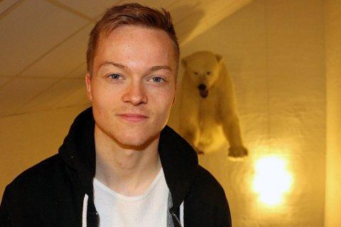 AVVENTER: Aron Sigurdarson og TIL avventer samtaler om ny kontrakt for den islandske kantspilleren.