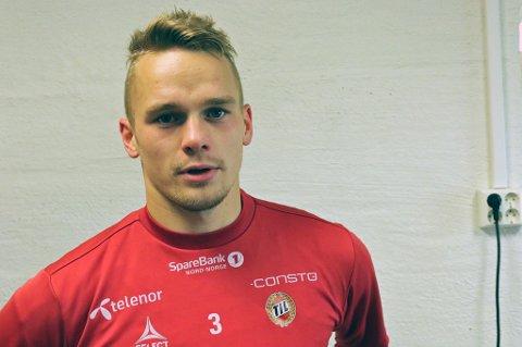ROLLEBYTTE? Kent-Are Antonsen kan være aktuell som sentral midtbanespiller mot Odd Grenland, eller senere i sesongen. Det er en endring han ønsker.