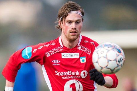 TUIL-stopper Tobias Nygård Vibe ønsker å finne tilbake til måten laget spilte fotball på i første del av sesongen, der han mener de hadde en annen glød og energi.