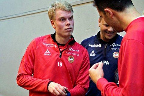 TØFF REISE: William Frantzen møtte veggen vinteren etter 2014-sesongen. Etter nesten tre år med gradvis opptrening var TIL-spilleren tilbake i 3. divisjon mot Mjølner mandag.
