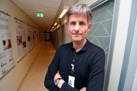 UNN-direktør Tor Ingebrigtsen sier at det som har gått mest innpå ham er det uendelig triste ved at foreldre mister et barn.