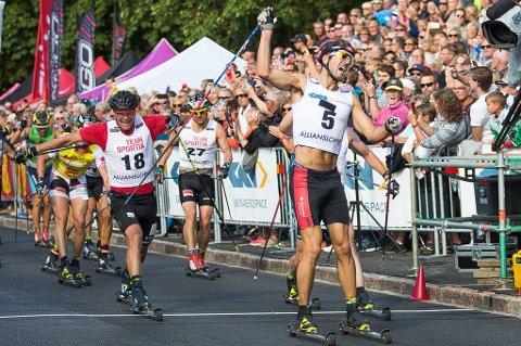 Andreas Nygaard vant spurten og sikret 75.000 kroner i pengepremier da han vant Alliansloppet 27.august. Til vinteren kan han juble for enda mer pengepremier enn tidligere, om han fortsetter å vinne.