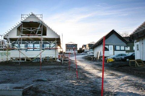 Dyrøy kommune sa ja til bygginga av Jæger Adventure Camp i Kastneshamn, men Fylkesmannen opphevet vedtaket.