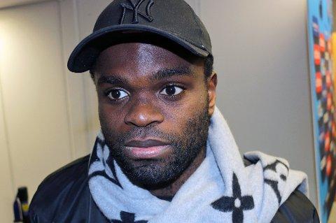 AVVENTER: Christian Landu-Landu sier fotballfremtiden ligger i Stavanger eller Tromsø. Han har fortsatt dialog med begge klubbene.