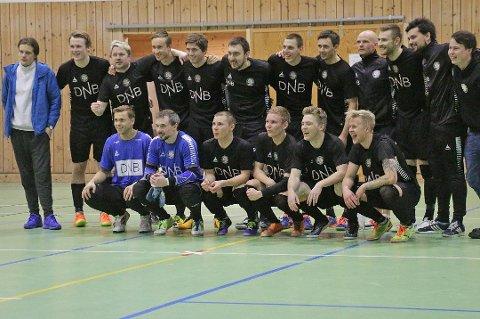POENGDELING: Sjarmtrollan spilte 3-3 mot Sandefjord lørdag. Her fra en tidligere anledning.