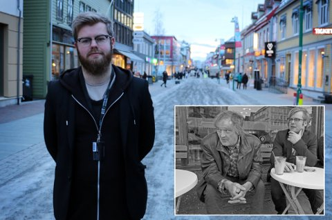 """PREMIEREKLAR: Fredrik Mortensen er premiereklar med filmen om Per """"Parker"""" Andreassen. Hovedpersonen selv er gått bort. - Per slet mye med sykdom på slutten. Likevel kom dødsfallet som et sjokk, sier Mortensen."""