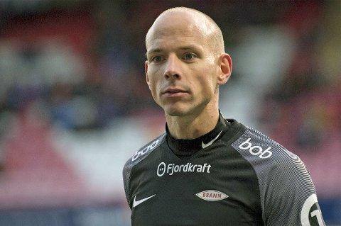 OMSKOLERER SEG SELV: Ruben Kristiansen har bygd på seg fire kilo muskler, og mener han kan ha en fremtid som venstre midtstopper i en trebackslinje.