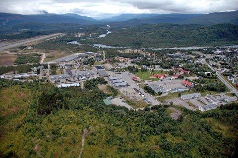 VIL FLYTTE VERKSTED: Bardufoss fellesverksted på  Rusta leir i Heggelia er foreslått nedlagt i en ny utredning fra Forsvaret. 40 arbeidsplasser foreslås flyttet ut av Målselv.