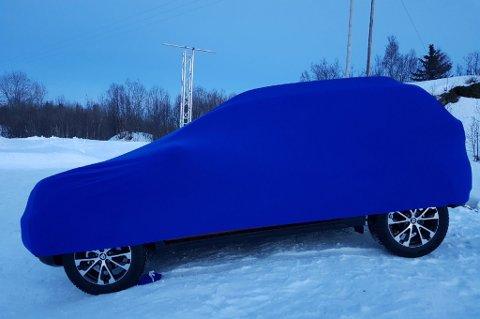 JA, DET ER EN SUV: I morgen presenteres nye Dacia Duster for første gang i Norge. Avdukingen skjer i Håkøybotn på Kvaløya. Foto: 6. Sans