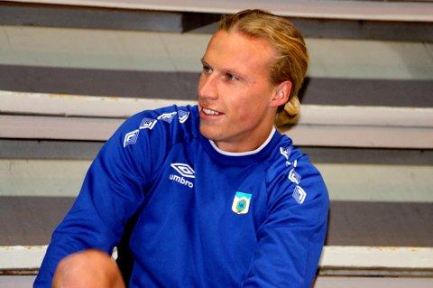 SA NEI TIL MER PENGER: Lars Henrik Andreassen kunne etter det Nordlys kjenner til fått bedre betalt i andre klubber, men har likevel valgt å signere for TUIL. Andreassen hadde et tilbud fra Åsane, og bekrefter at han også har besøkt Fredrikstad.