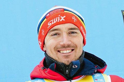 Andreas Nygaard gikk inn til 6. plass på La Diagonela.
