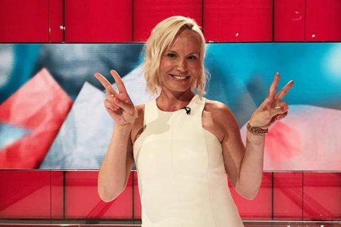 Programleder Ingeborg Myhre Ludlow