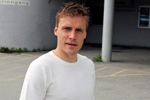 VENDER TILBAKE?: Ruben Yttergård Jenssen skal være nær en overgang tilbake til Kaiserslautern i Tyskland. Trolig avgjøres alt i løpet av torsdag eller fredag.