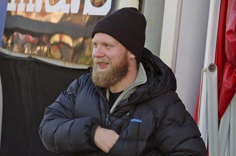 PÅ KLUBBJAKT: Andreas Løvland skal trene med Fredrikstad til uka, der hans gamle Finnsnes-sjef Bjørn Johansen har blitt assistenttrener for Per-Mathias Høgmo.