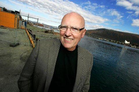 Direktør Halvar Pettersen i Tromsø havn har sagt opp jobben.