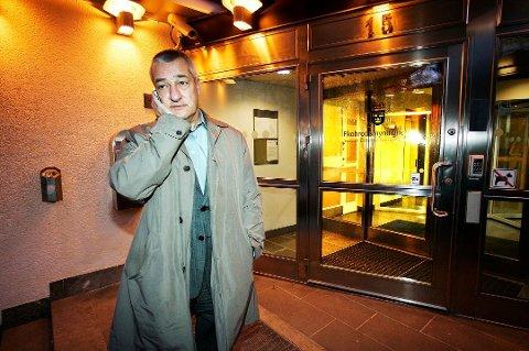 DOMFELT: Boris Benulic ble i november i fjor dømt til tre år og seks måneders fengsel i Svea Hovrätt.