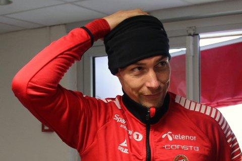 UVISS FREMTID: Magnar Ødegaard er forberedt på at han er ferdig i TIL. Klubben sa onsdag at de ikke kan tilby nye kontrakter på nåværende tidspunkt til noen spillere. – Som de har sagt, så blir det ikke noe tilbud nå, og da må man begynne å se seg om etter noe nytt, etter hvert, sier Ødegaard.