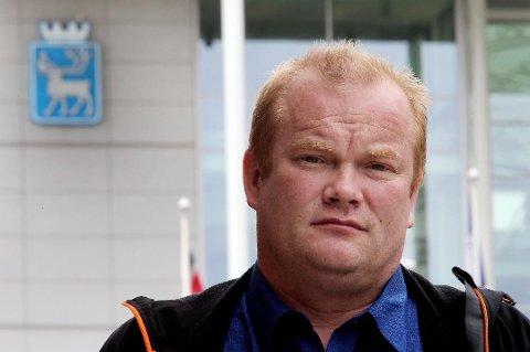 VENN: Bjørn Inge Mo kjente Steinnes godt – ikke bare gjennom politikken, men også privat.