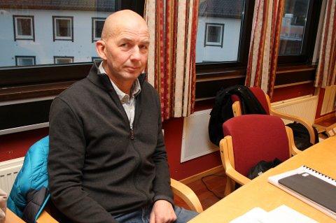SØNN: Audun Thomassen, sønn av drapsofferet, vitnet i Senja tingrett.