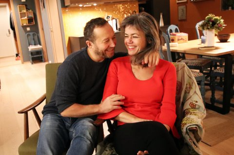 Bernt og Kristin Bjørn møttes på ungdomsskolen og har jobbet sammen siden 1985.