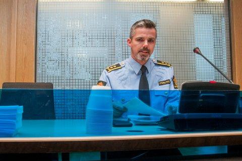 FENGSLING: Politiadvokat Christian Hanssen krevde den voldssiktede mannen varetektsfenglset i fire uker, noe han samtykket til.