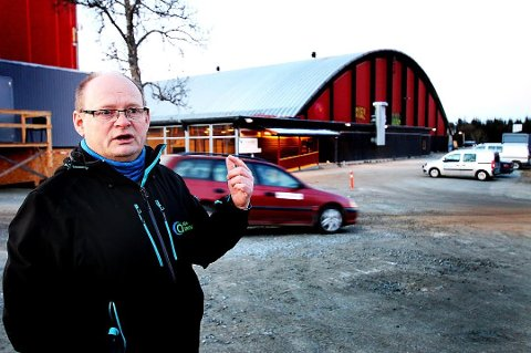 AVLYSER: Geir-Are Winther I Kattfjord Sportslubb har dessverre måtte avlyse årets turnering. Arkivfoto: Stian Saur