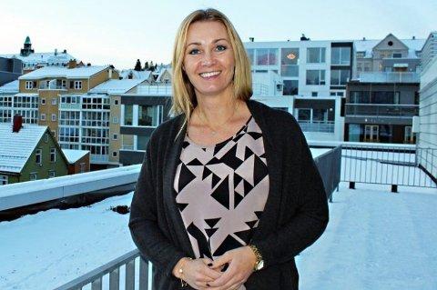KAN BLI ORDFØRER: Anne Berit Figenschau stiller trolig som ordførerkandiat for Høyre i Tromsø.