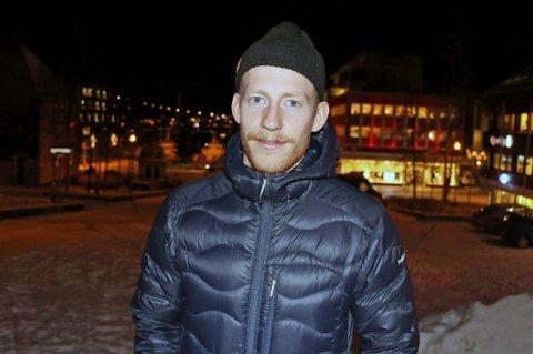 SKJEBNEVINTER: TIL er ikke uvillige til å kunne selge Gjermund Åsen i vinter, men da skal et godt bud komme inn, og helst før nyttår. Skjer ikke det, ønsker klubben å gå i samtaler med 27-åringen om å forlenge avtalen.