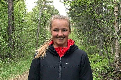 ALPINTSUKSESS: Mariel Kufaas har vunnet fire av fire FIS-renn de siste dagene på Bjorli. Hun savner imidlertid Tromsø nå.