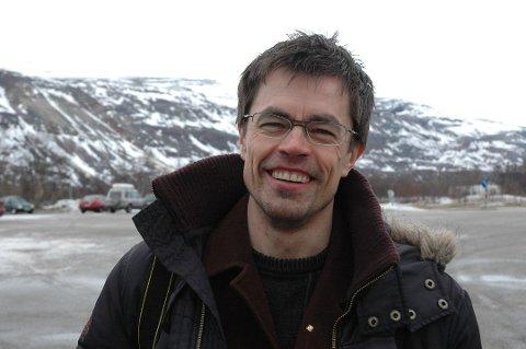 GÅR AV: Pål Jakobsen går av som kommunikasjonssjef i Tromsø kommune.