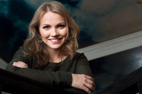 BURSDAGSLÅT: Tromsøs popdronning gjennom 20 år, Lene Marlin, gikk nylig i studio for å spille inn en låt til moren sin.