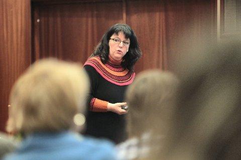 BA OM AVKLARING: Ordfører Marianne Bremnes (Ap) bekrefter at Harstad kommune ba Fylkesmannen i Troms om en avklaring, etter at Svein Ludvigsen gjentatte ganger besøkte en person i en barnevernsinstitusjon.