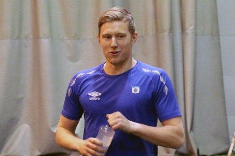 ØNSKET I BERGEN: Åsane jakter midtbanespiller og vil signere Tomas Kristoffersen. Han har flere tilbud, og har ikke bestemt seg ennå.