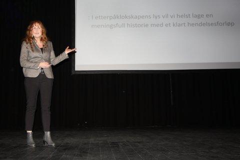 FORTELLER: Etter flere feil og regelbrudd som direktør for IKT Senter for Utdanning i Tromsø fratrådte Sylvi Barman-Jenssen sin stilling. Nesten sju år senere forteller hun om sin opplevelse av situasjonen.