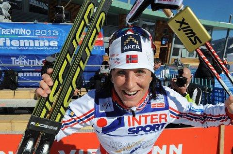 Marit Bjørgen knuste feltet på 3-mila i OL søndag. Dermed er hun tidenes vinterolympier.