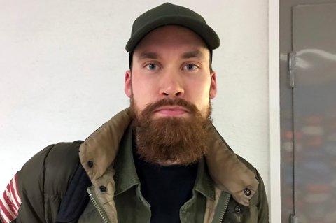 SKREV UNDER: Marius W. Berntzen er klar som TUILs nye keeper.