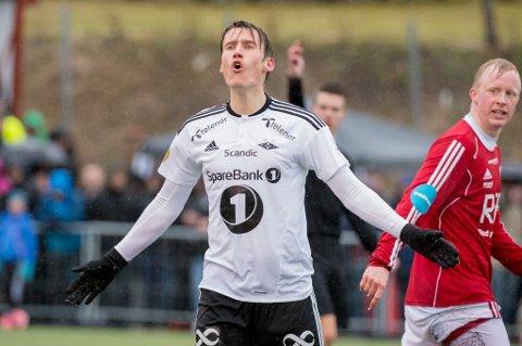 Rosenborgs Magnus Stamnestrø innrømmer at en overgang til TIL frister.