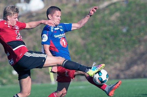 Lars-Gunnar Johnsen og TUIL tapte 1-3 for Levanger i Spania søndag ettermiddag.